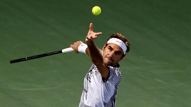 A trois semaines de Roland-Garros, Federer sème le doute