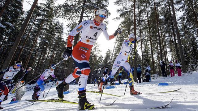 16. WM-Gold! Björgen auch Weltmeisterin über 10 km klassisch