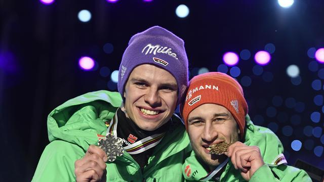 Skisprung-WM live im TV und im Livestream bei Eurosport: Das Springen von der Großschanze
