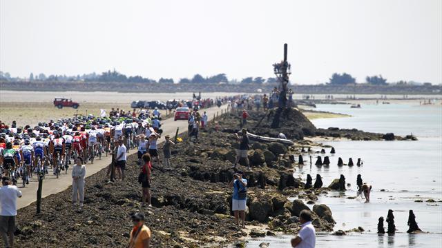 Noirmoutier als Startpunkt für Tour de France 2018