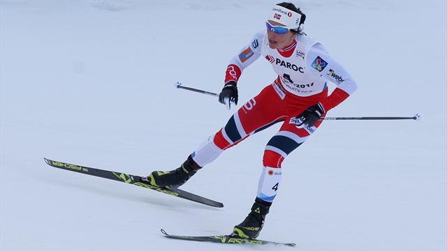 Nordische Ski-WM: Phänomen Björgens letzte Meter zum 10-km-Titel