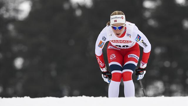 La reine Björgen place la Norvége au sommet