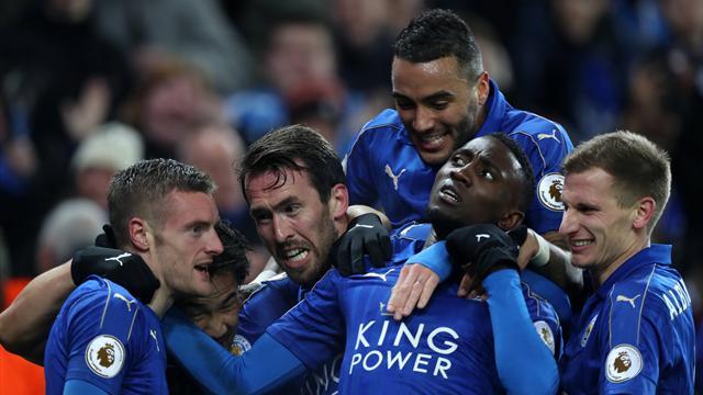 Leicester écarte Séville et continue de rêver