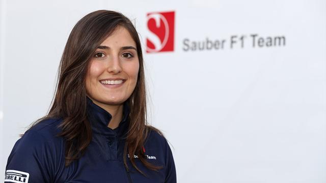 Талантливая колумбийка усердно занималась на симуляторе и стала тест-пилотом команды «Формулы-1»