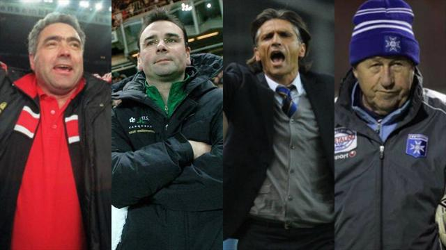 Sans la Coupe, ces entraîneurs n'auraient pas eu la même carrière