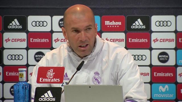 «Vous croyez vraiment que je vais répondre à ça?» Zidane balaie les accusations de Villarreal