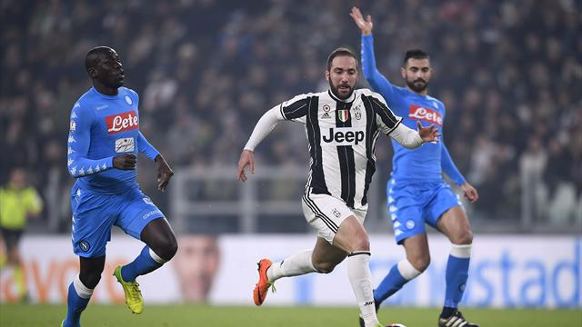 Snai: a Napoli la Juve non è favorita