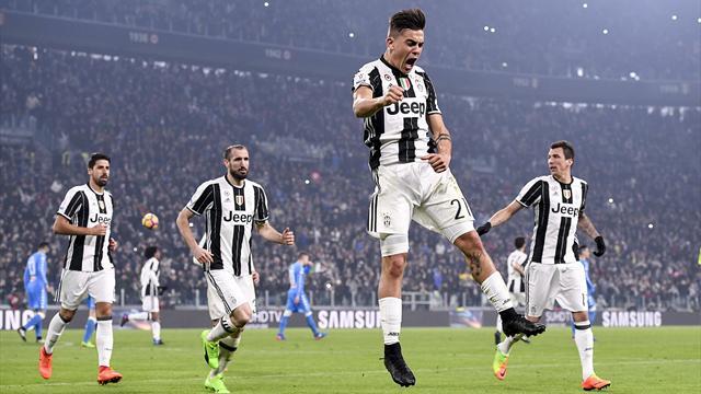 Champions: impresa Juventus a 6,00