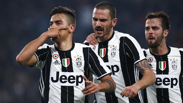 La Juventus a pris son temps pour mettre un pied en finale