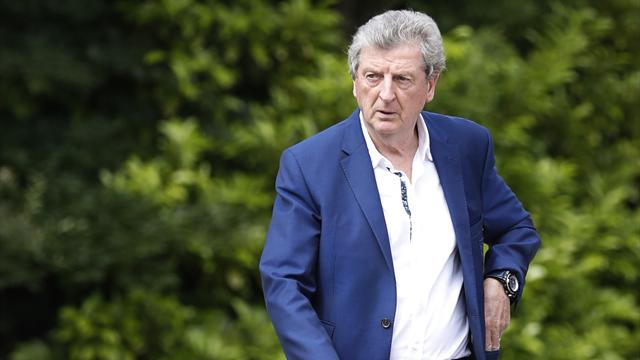Hodgson appointed Palace manager