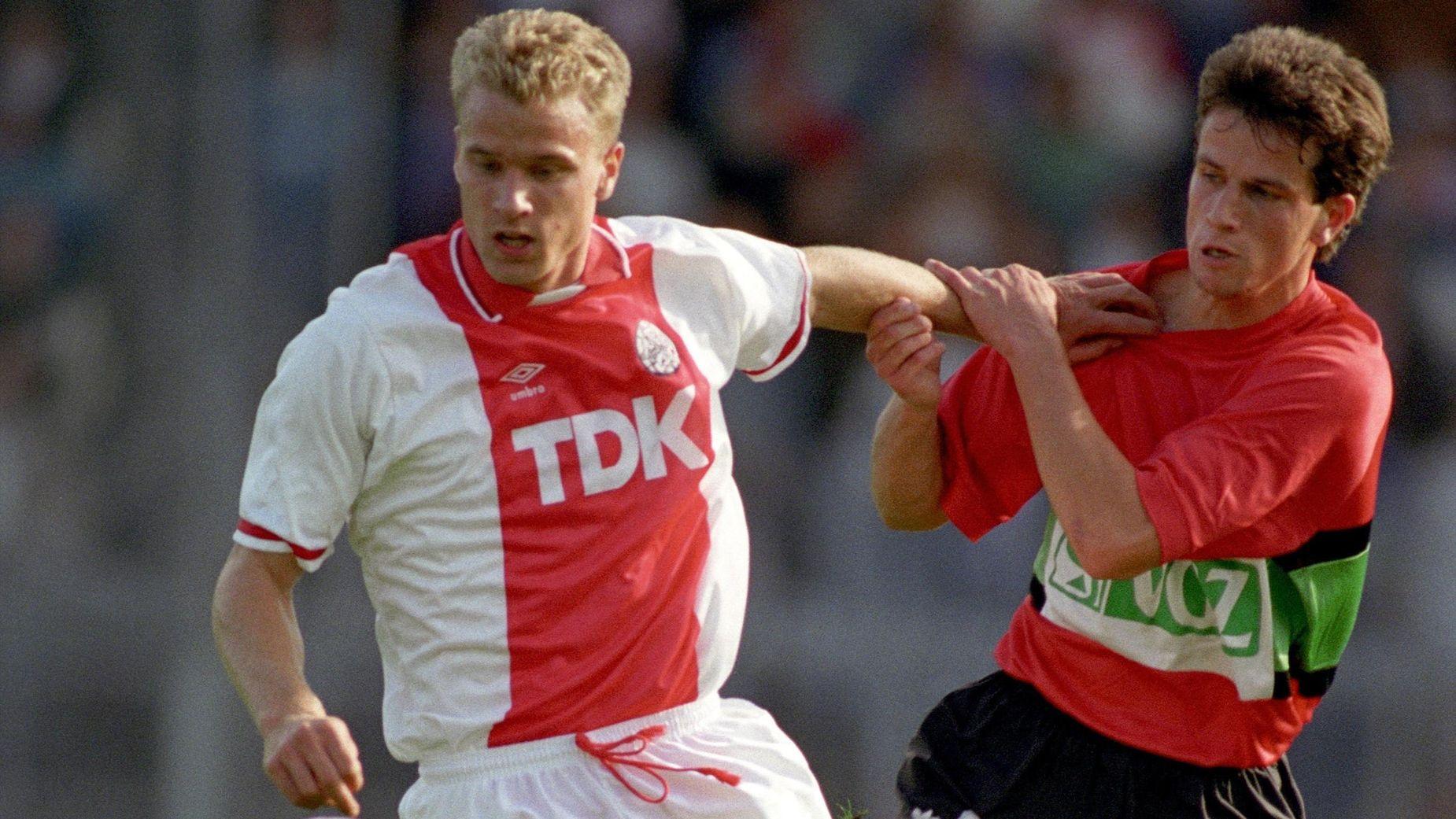 A beautiful mind: Dennis Bergkamp's perfect moment - Premier