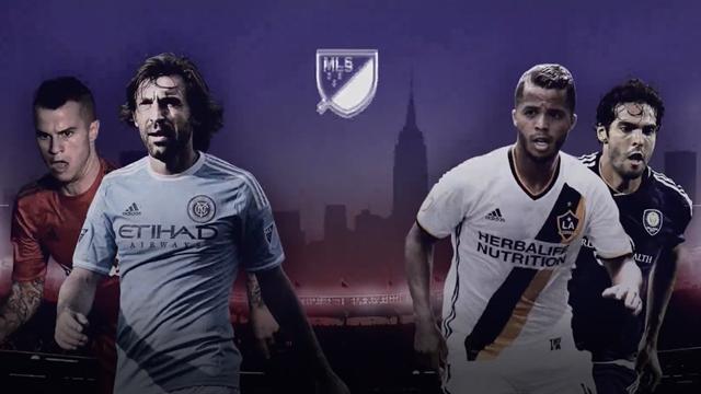 MLS - die ganze Saison 2017 live bei Eurosport