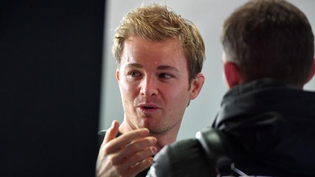 """Rosberg : """"Les nouvelles F1 sont monstrueuses"""""""