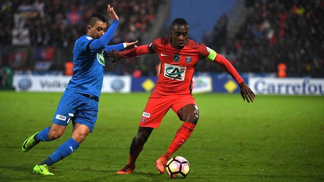 EN DIRECT : Le PSG et Niort dos à dos (0-0) à la pause
