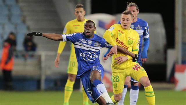 En 15 minutes, Bastia est passé du rires aux larmes face à Nantes
