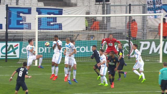 Si Thauvin était resté collé au mur, Moutinho n'aurait pas marqué : l'ouverture du score de Monaco