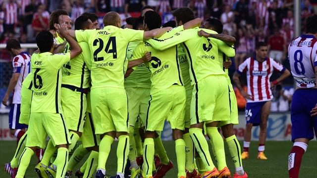 UEFA'dan Barcelona'ya doping kontrolü