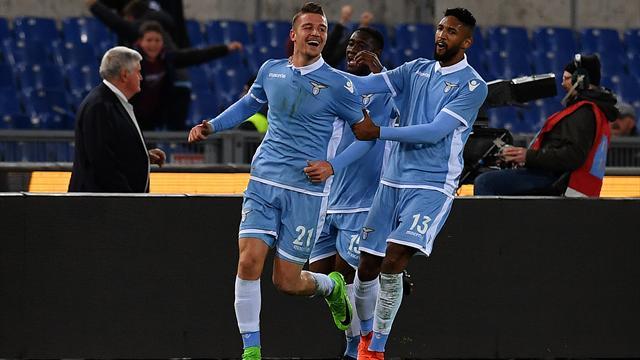 Dominatrice, la Lazio a fait un grand pas vers la finale