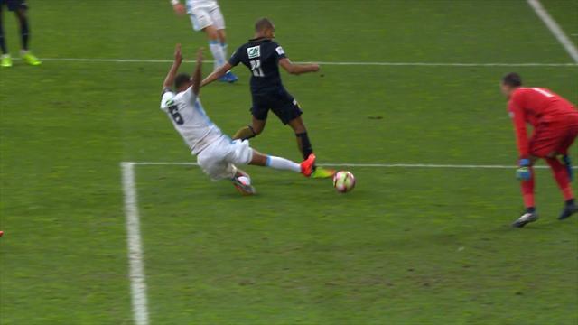 Mbappé, c'est subtil et c'est très fort : Le but du 2-1 en vidéo