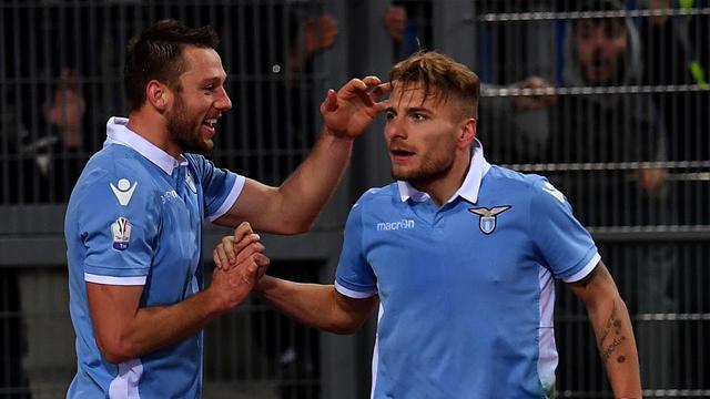La Lazio tient à sa 4e place