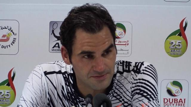 Federer: It's a tough loss, I could have won in two sets