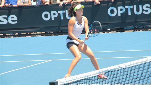 İpek Soylu - Elise Mertens ikilisi yarı finalde