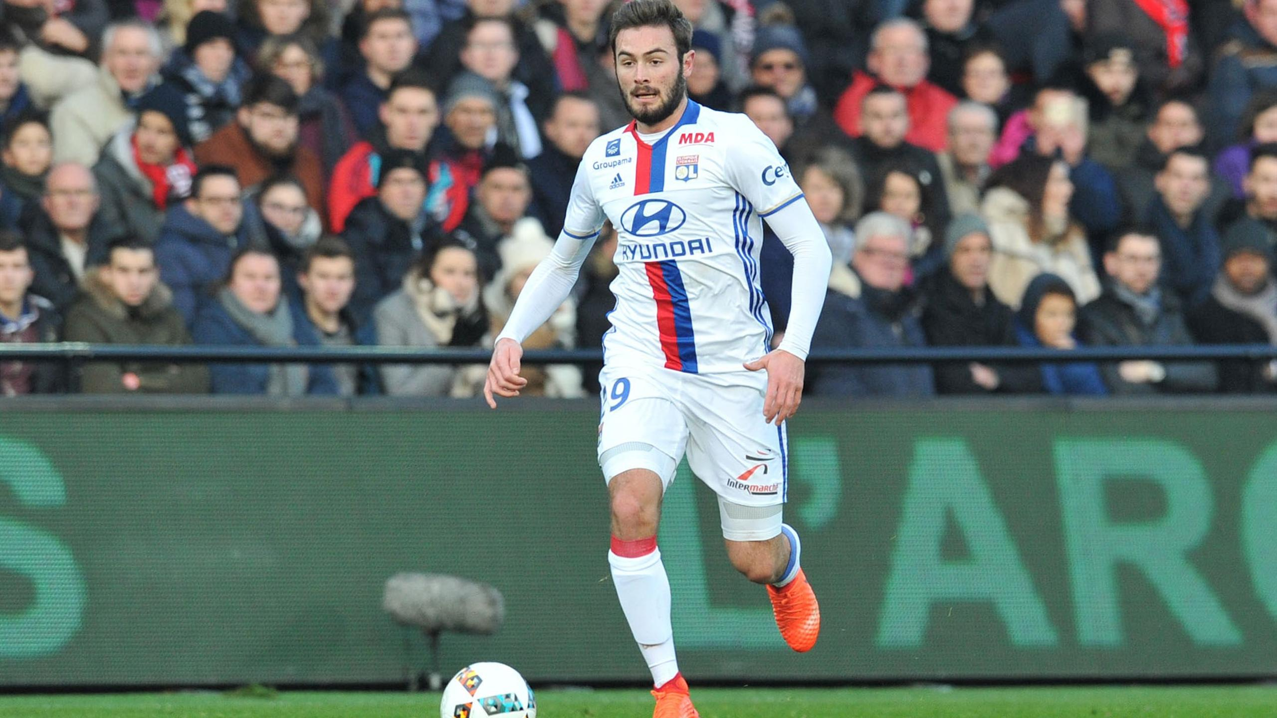 Maillot THIRD Olympique Lyonnais Lucas TOUSART