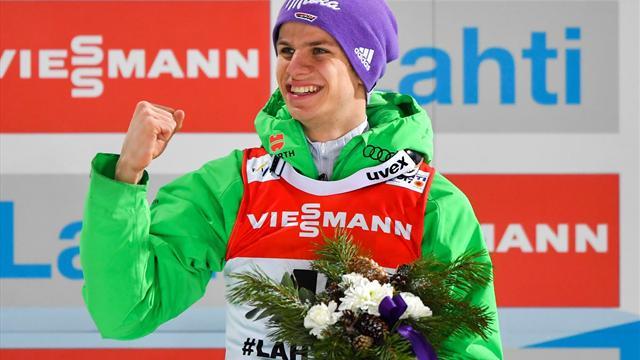Skispringen: Andreas Wellinger im Porträt
