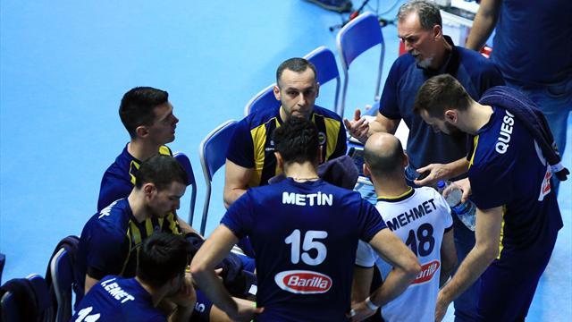 Çeyrek finalde ilk adımı Fenerbahçe attı