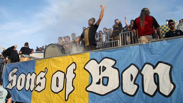 Sans la passion des Sons of Ben, Philadelphie n'aurait peut-être pas de club