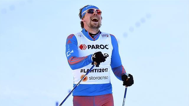 Россия выиграла серебро в эстафете на ЧМ, Норвегия – золото