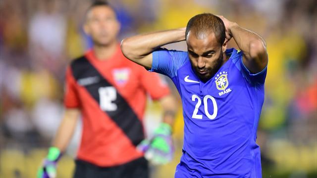 PSG : Marquinhos et Thiago Silva in, Lucas out