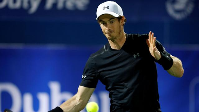 Andy Murray 'feeling good' as he prepares to return from injury in Monte Carlo