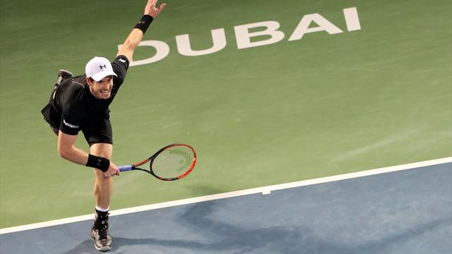 Murray, un titre pour enfin lancer sa saison ?