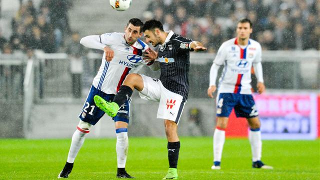 Lyon arrache un point et laisse Bordeaux à distance