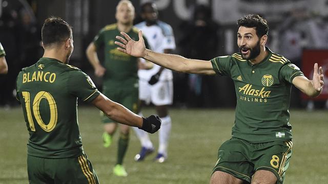 Un carton de Portland face à Minnesota : la MLS est bien lancée