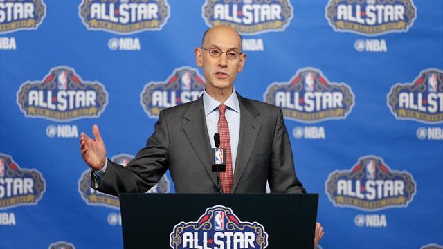 Sous l'impulsion d'Adam Silver, la NBA n'a plus peur de parler politique