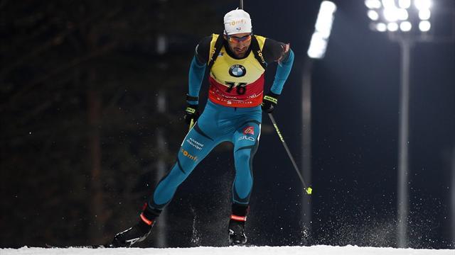 Regardez la Coupe du Monde de Biathlon en direct sur Eurosport 1&2, et Eurosport Player
