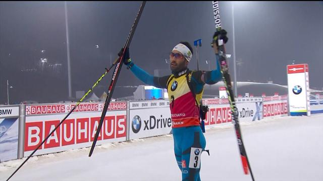 Biatlon Dünya Kupası - PyeongChang: Erkekler 12.5 km takip
