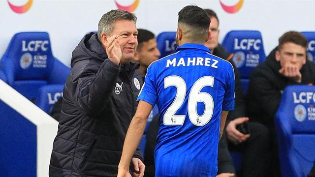 Leicester maintient Shakespeare sur son banc jusqu'à la fin de la saison