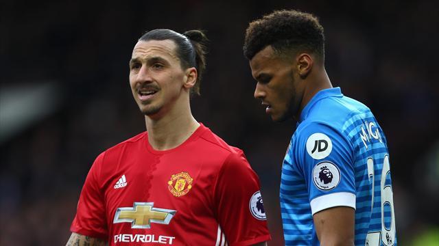 Mings suspendu cinq matches pour avoir marché sur la tête d'Ibrahimovic