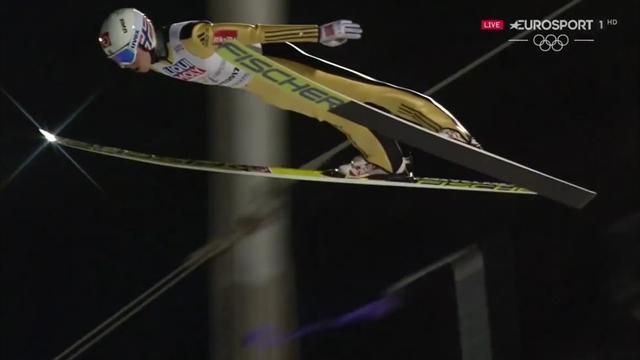 138,0 Meter! Norweger Forfang springt Schanzenrekord