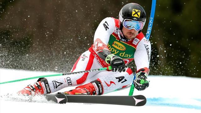 Hirscher entra en el Olimpo antes de acabar una temporada casi perfecta