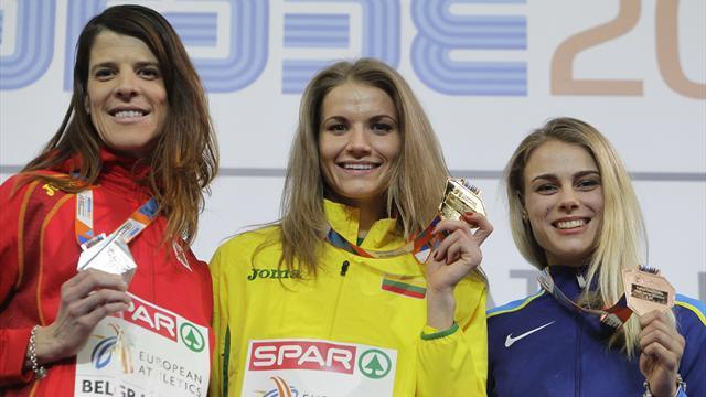 Europeos Belgrado 2017: Ruth Beitia conquista la medalla de plata