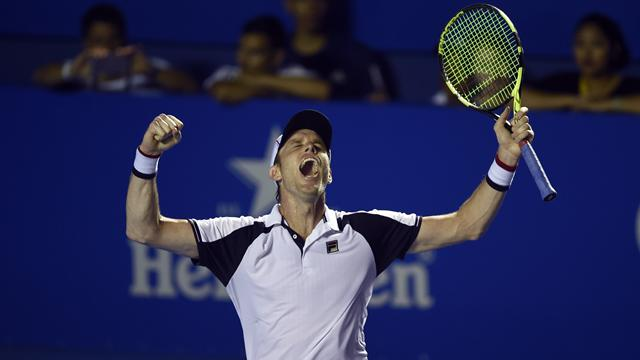 ATP - Acapulco - Les points forts du match Nadal-Querrey
