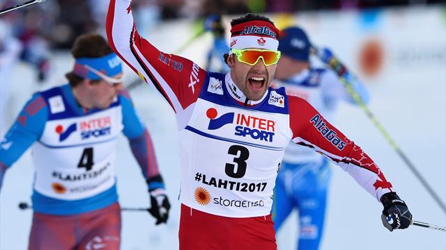 Harvey kocht Skandinavien-Stars ab: Die letzte Minute des 50-km-Showdowns