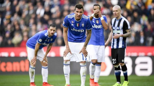 Serie A'da haftanın sürprizi Juventus'tan