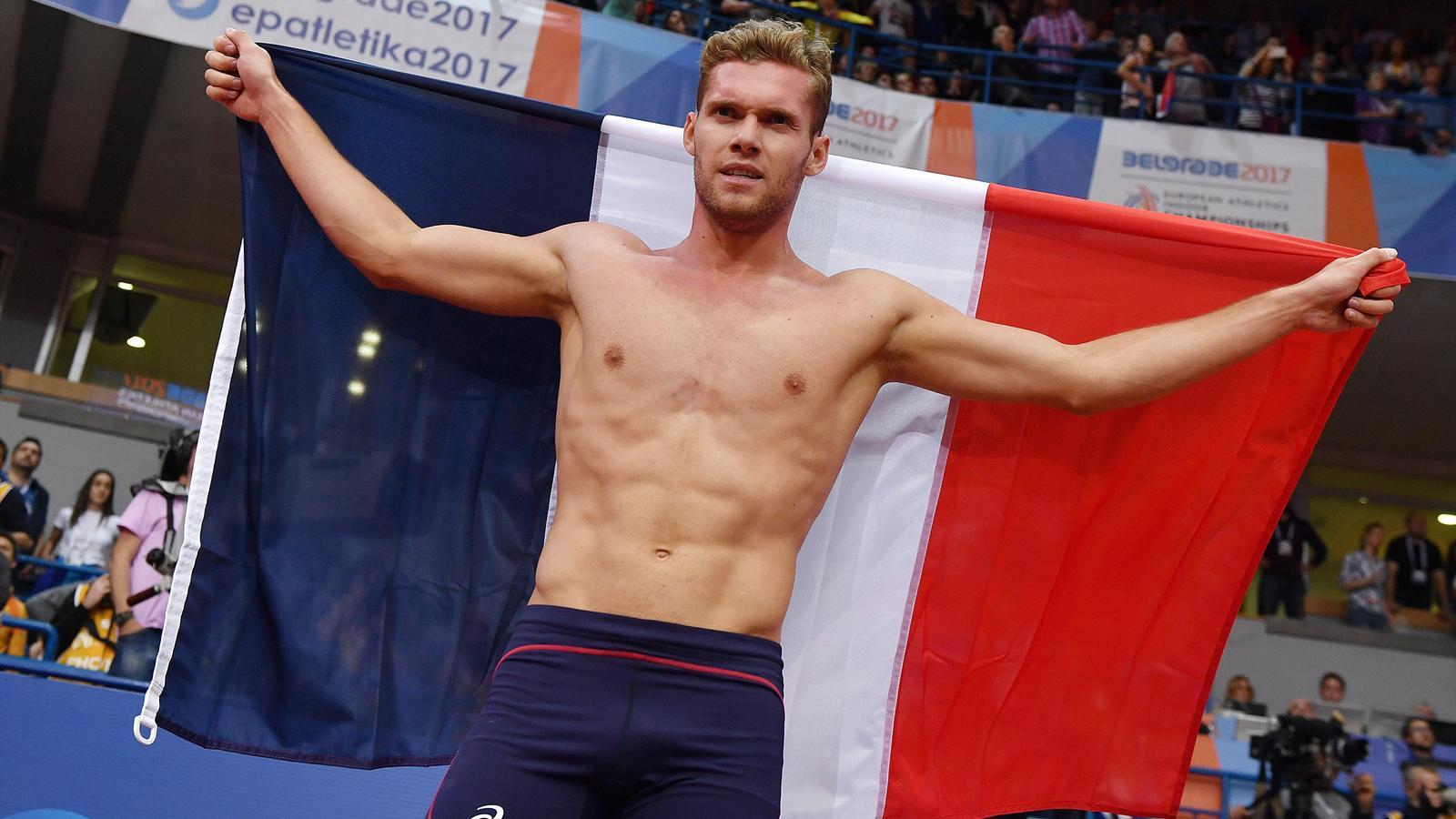 Médaille d'or et record d'Europe pour Kevin Mayer à l'heptathlon - Championnats d'Europe en ...