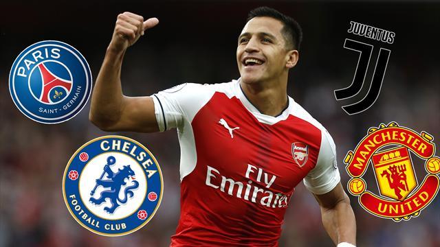 Sanchez-Wechsel: Machtwort von Arsenal?