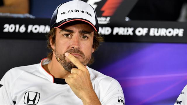 """Alonso : """"McLaren est prête à gagner, pas Honda"""""""